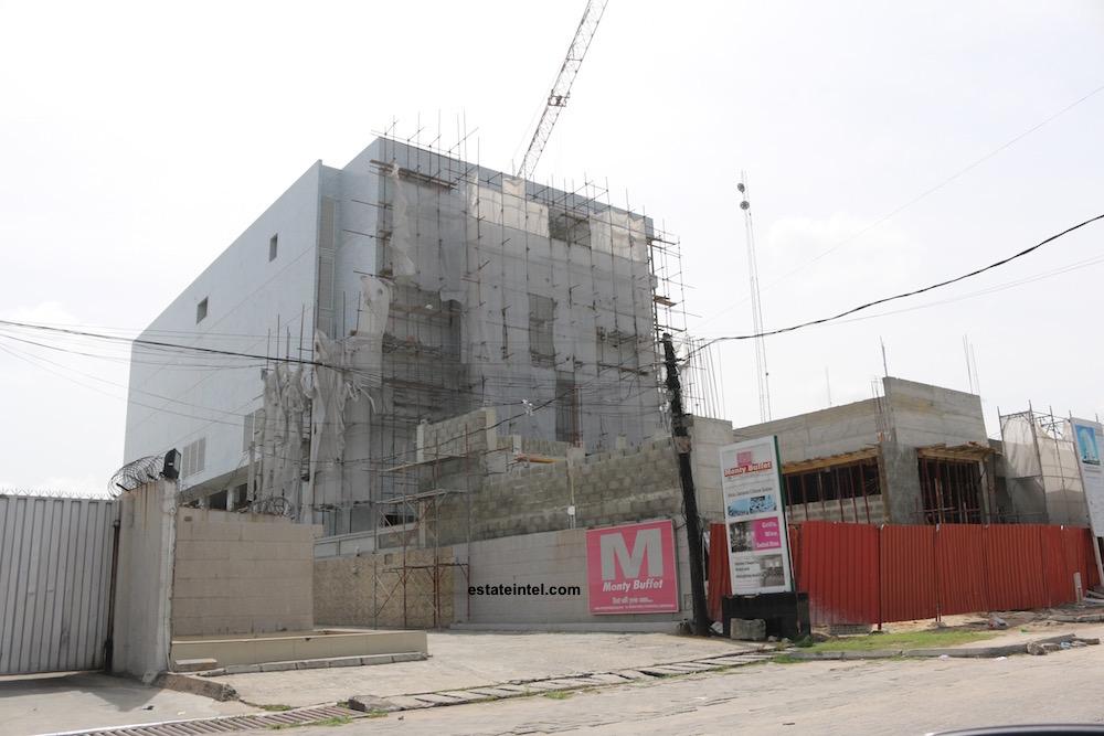 Bankers Warehouse HQ, Karimu Kotun, Victoria Island - Lagos
