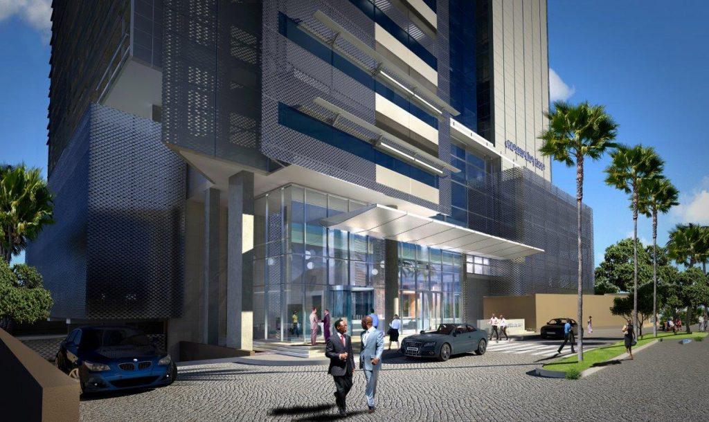 Development: One Zero Five Place, Chief Yesuf Abiodun Road in Oniru/Victoria Island Annex.
