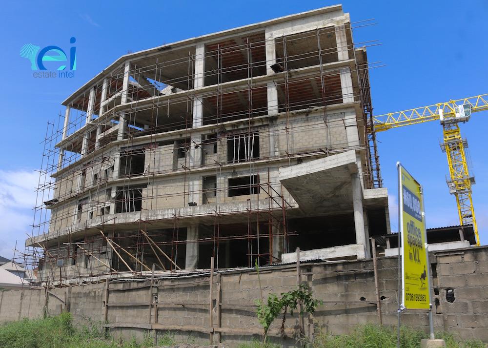 October 2017. Updated - Development: The Art Hotel, Oniru - Lagos