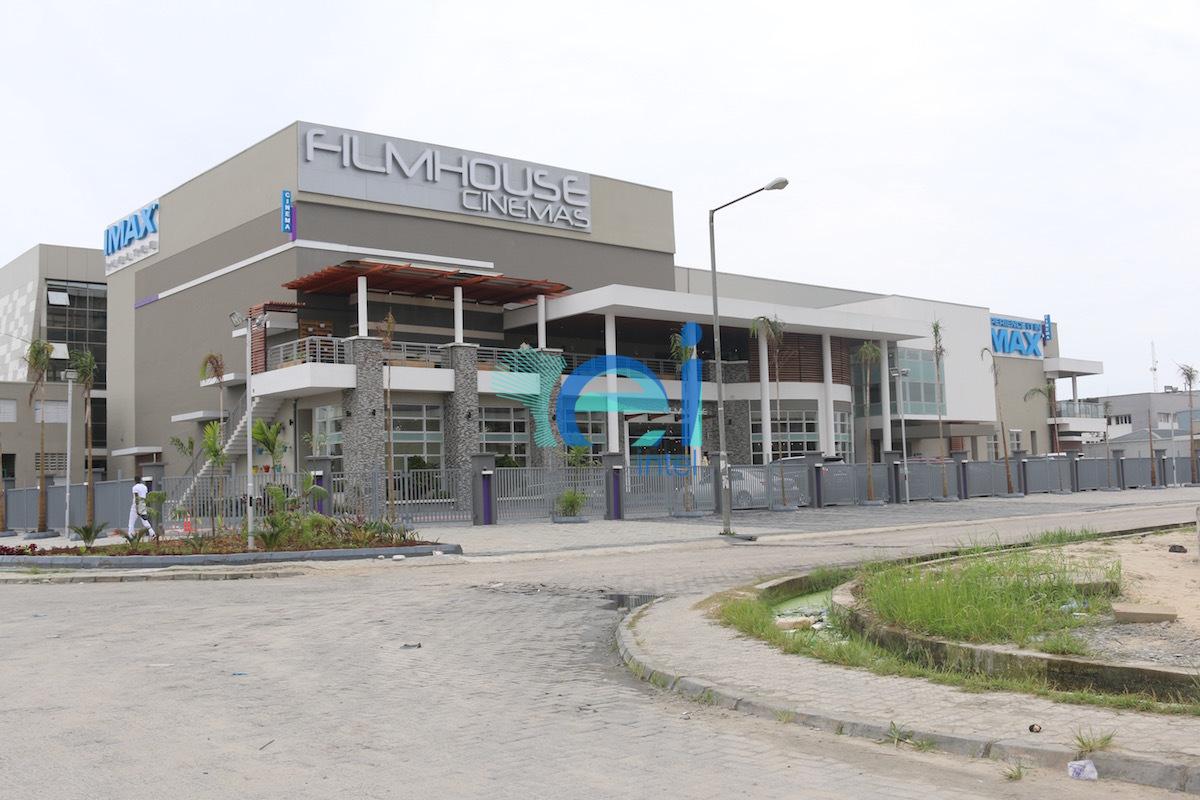 Filmhouse IMAX Cinema Lekki, The Rock Drive, Off Bisola Durosinmi-Etti Drive, Lekki Phase I - Lagos.
