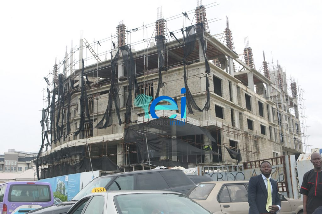 October 2016. Updated - Development: The Art Hotel, Oniru - Lagos