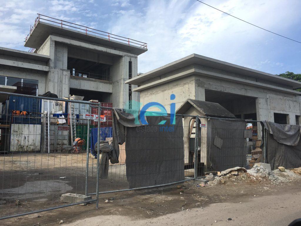 Private Development by Drawcok Estates on Ikoyi/Modupe Alakija Crescent.