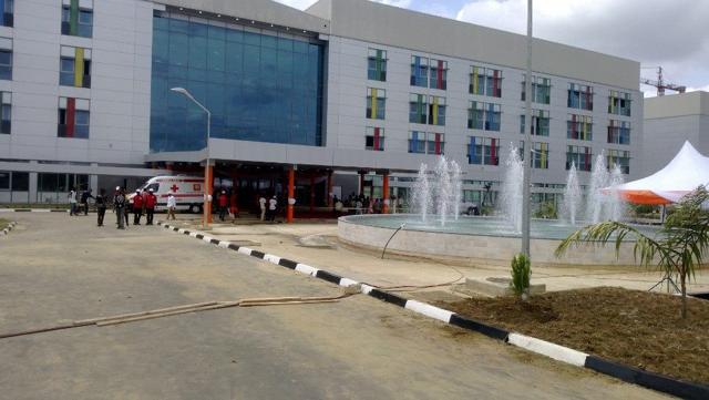 Development: Ibom Specialist Hospital, Itam, Uyo - Akwa IbomDevelopment: Ibom Specialist Hospital, Itam, Uyo - Akwa Ibom. Image Source: ISH