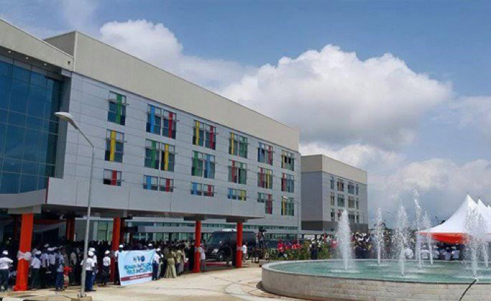 Development: Ibom Specialist Hospital, Itam, Uyo - Akwa Ibom. Image Source: ISH