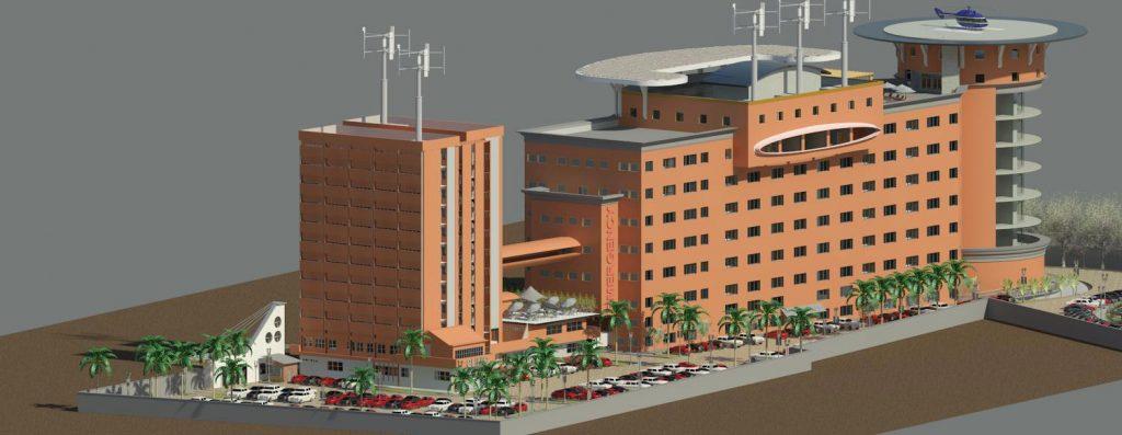 Development: Lagos State Medical Park (Medipark), Awolowo Road ,Ikoyi - Lagos. Image Source: Lagos State