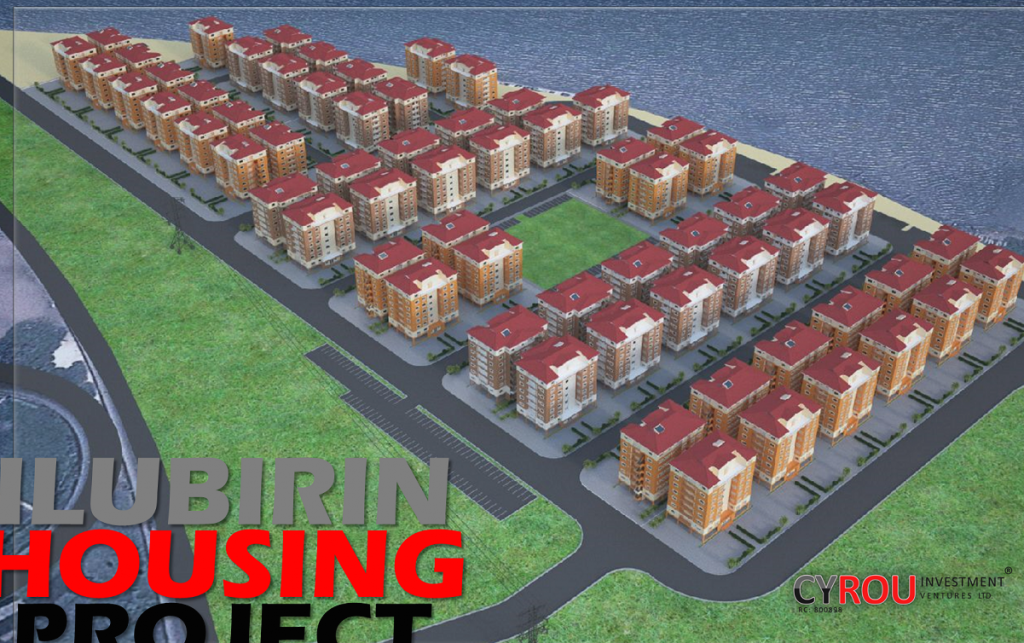 Development: Ilubirin, Lagos Island, Lagos. Image Source: Cyrou