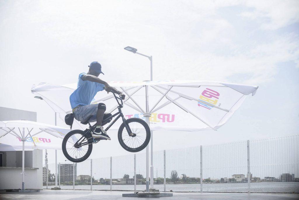 Development: Upbeat Recreation Centre, Admiralty Road, Lekki Phase 1 - Lagos. Source: Upbeat