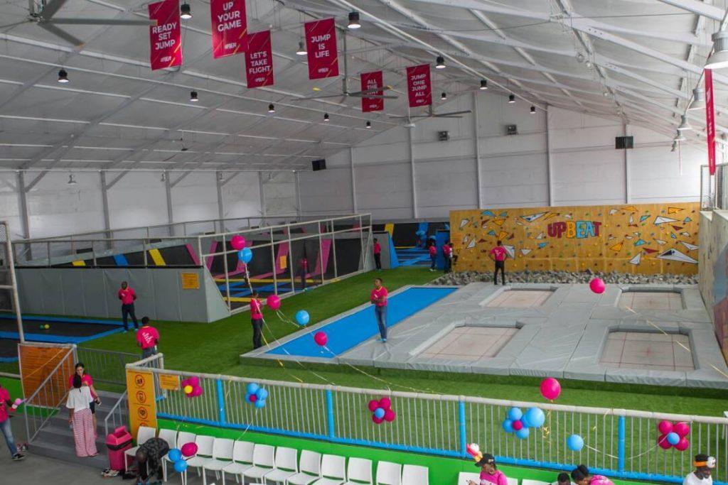 Development: Upbeat Recreation Centre, Admiralty Road, Lekki Phase 1 - Lagos. Source: thebossnewspapers.com