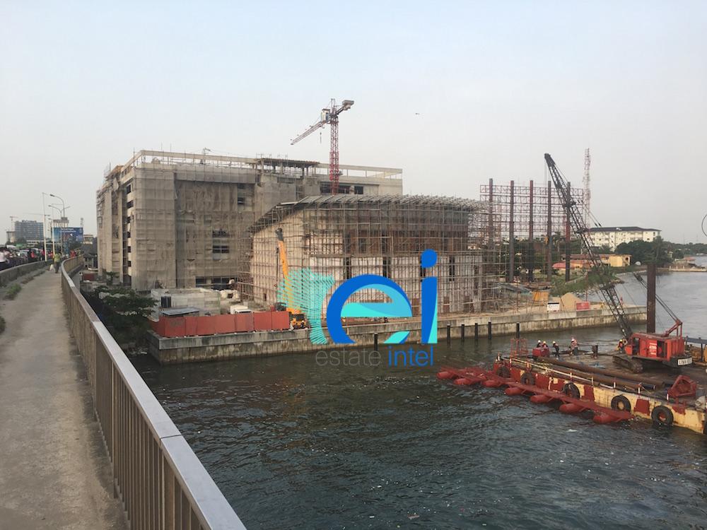Development: LASWA Head Office and Multi-Storey Car Park, Falomo, Ikoyi - Lagos.