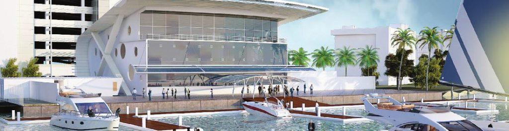 Development: LASWA Head Office and Multi-Storey Car Park, Falomo, Ikoyi - Lagos