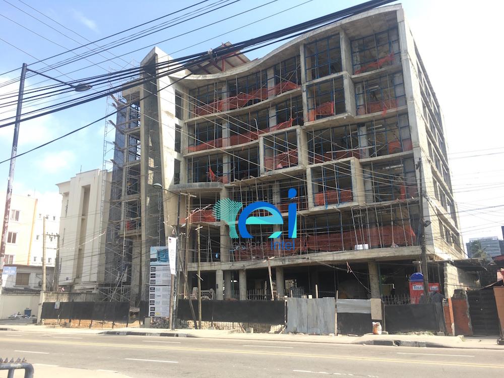 September 2017. Development: 5 Floor Office Development, Awolowo Road, Ikoyi