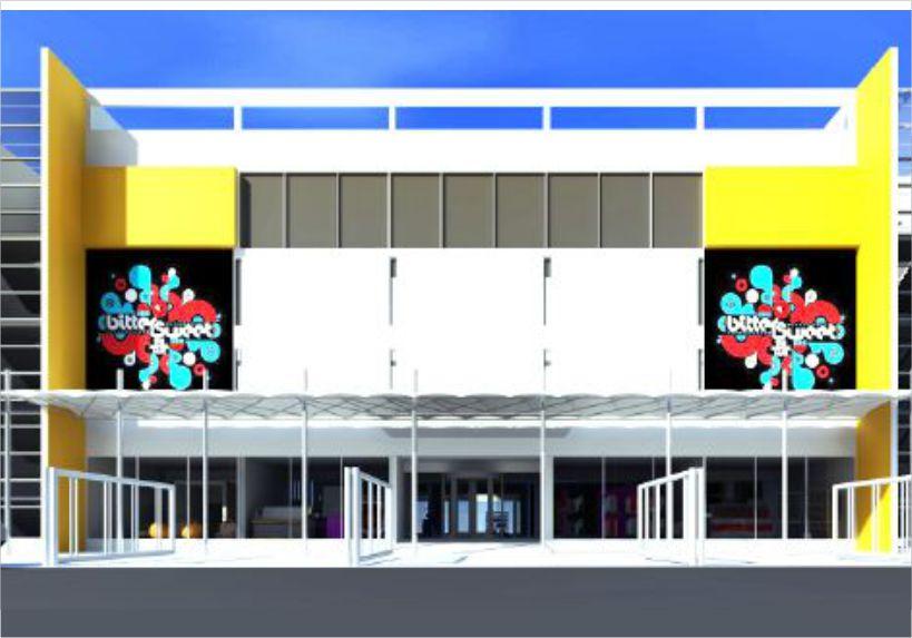 Development: Lennox Mall, Admiralty Way/Layi Yusuf Crescent, Lekki Phase 1 - Lagos. Image Source: CPMS