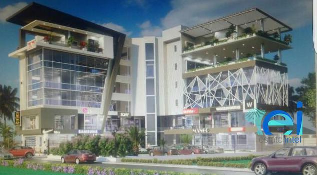Development: Mixed-Use Project, Admiralty Way, Lekki Phase 1 - Lagos