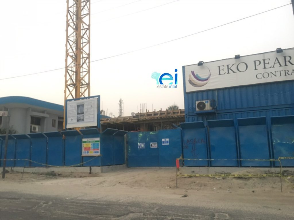 Development: Head Office Complex for Continental Reinsurance PLC, Victoria Island - Lagos.
