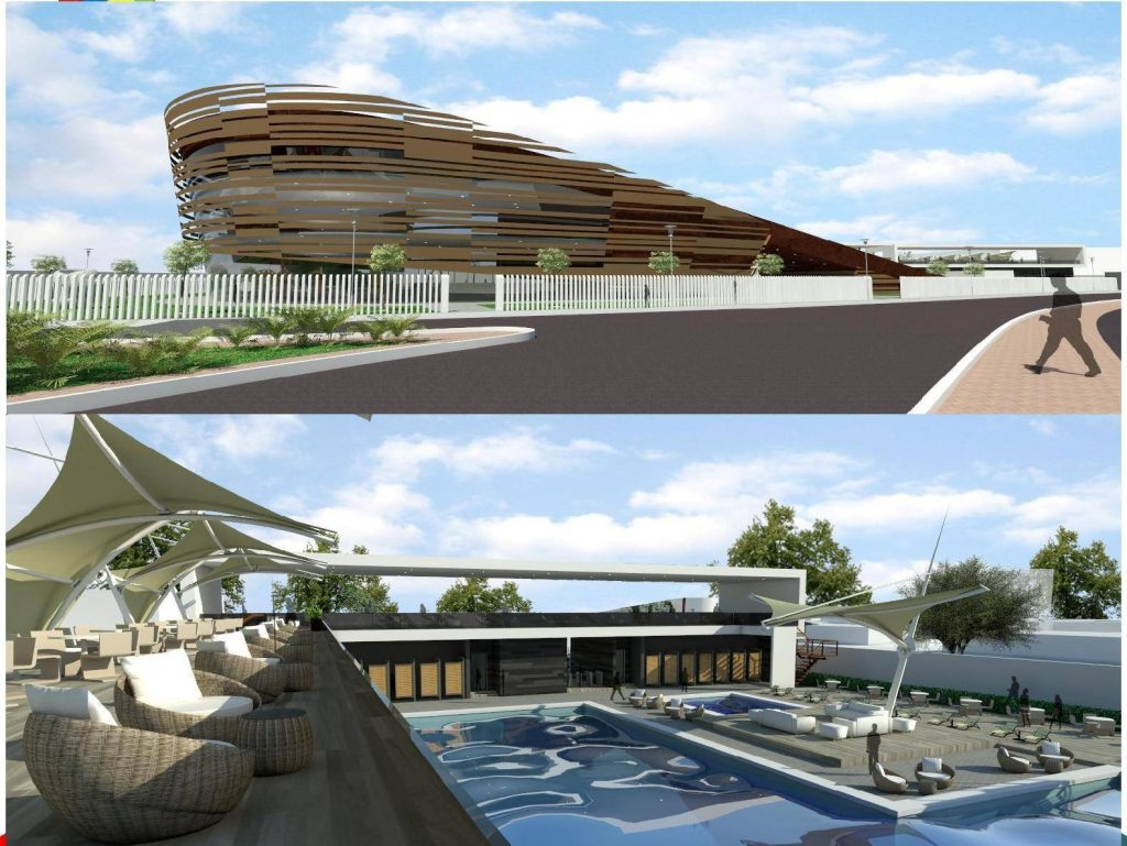 Construction Begins at J.K Randle Centre for Yoruba Culture and History in Onikan