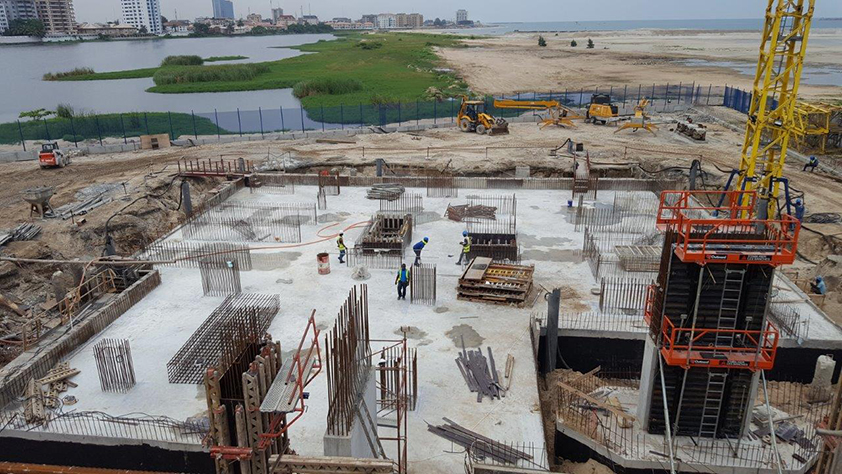 Q2 2016. Development: KBR Residences/Total Residence Development, Corner of Adetokunbo Ademola Street and Ahmadu Bello Way, Victoria Island, Lagos - Nigeria