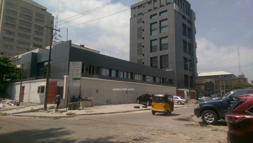 #43 Ahmed Onibudo Street, Victoria Island, Lagos