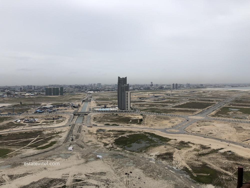 Eko Pearl Tower - Photos: Inside Azuri Peninsula, Eko Atlantic's largest project to date