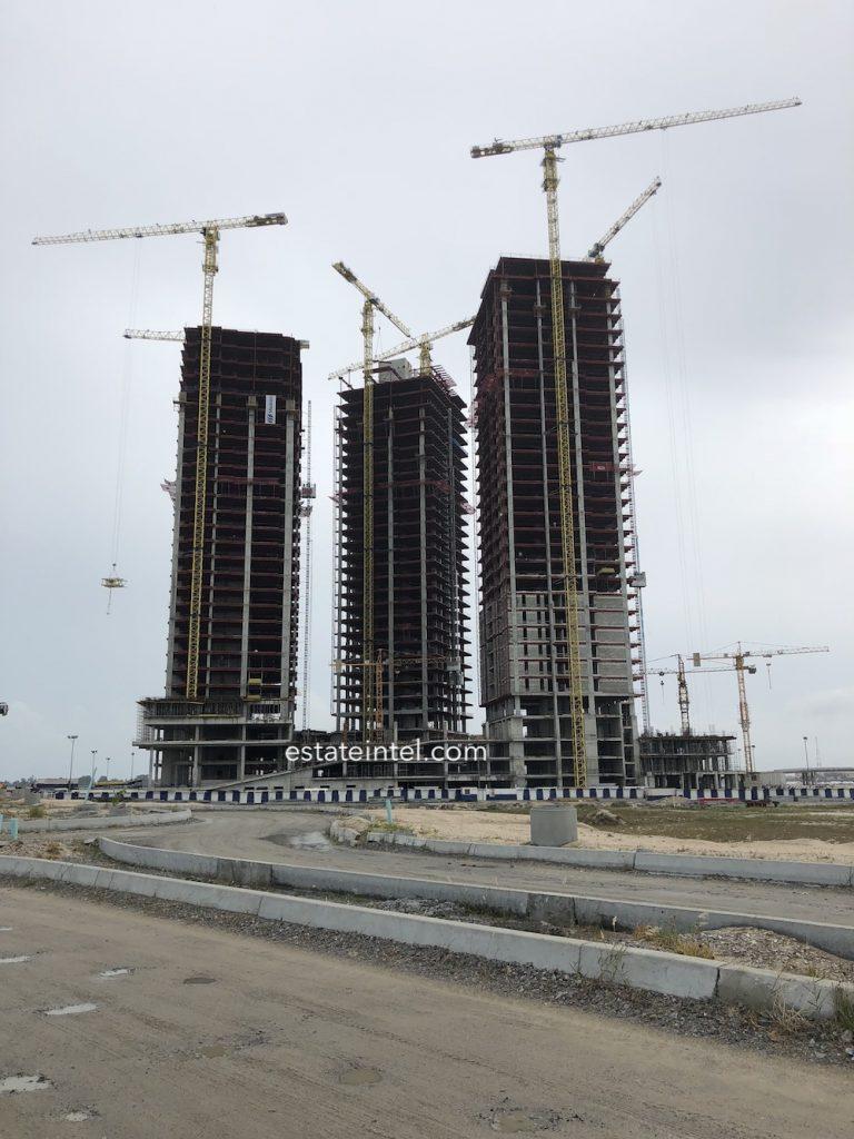 Photos: Inside Azuri Peninsula, Eko Atlantic's largest project to date